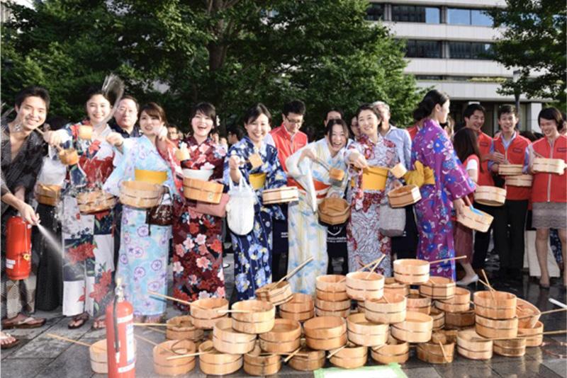 大手町・丸の内・有楽町 夏祭り2019開催